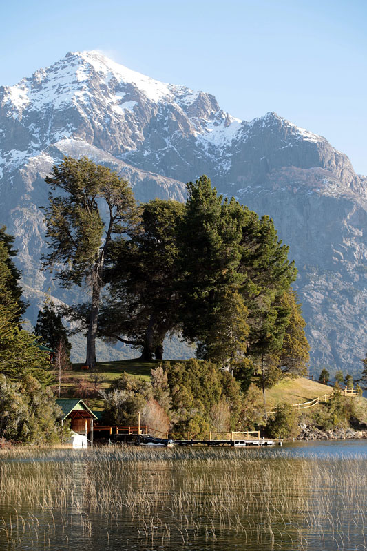 Озера и горы в Барилоче