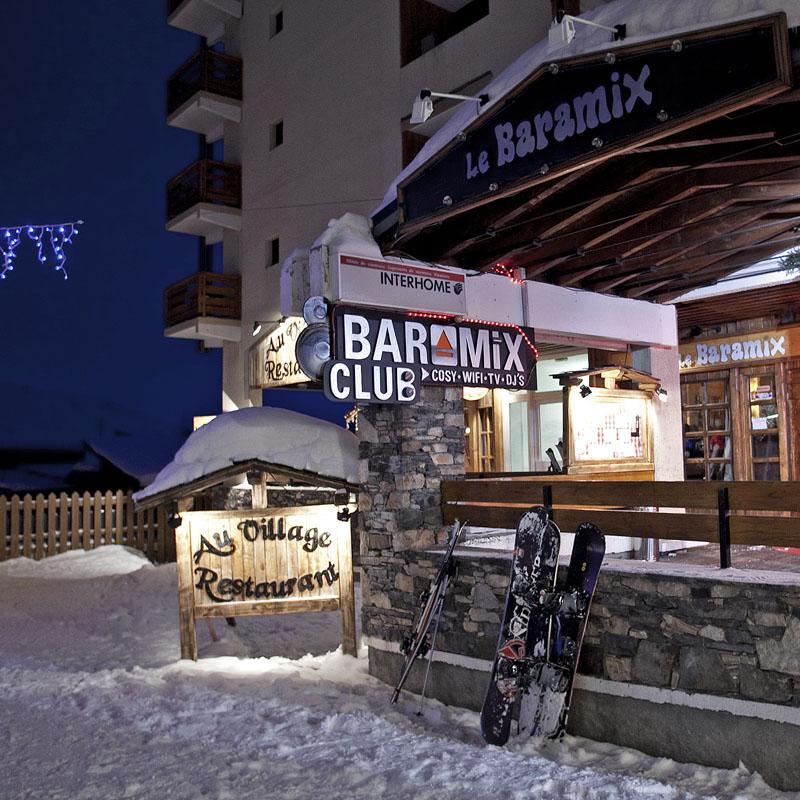 Baramix: самый долгоиграющий бар Валь Торанса © Proalps
