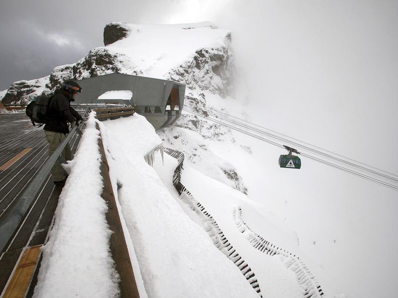 Перевал Porto Veskovo, 2458 м