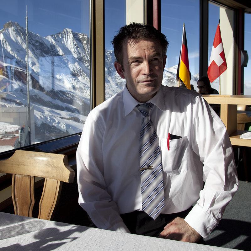 Хозяин самого высокогорного вращающегося ресторана в мире