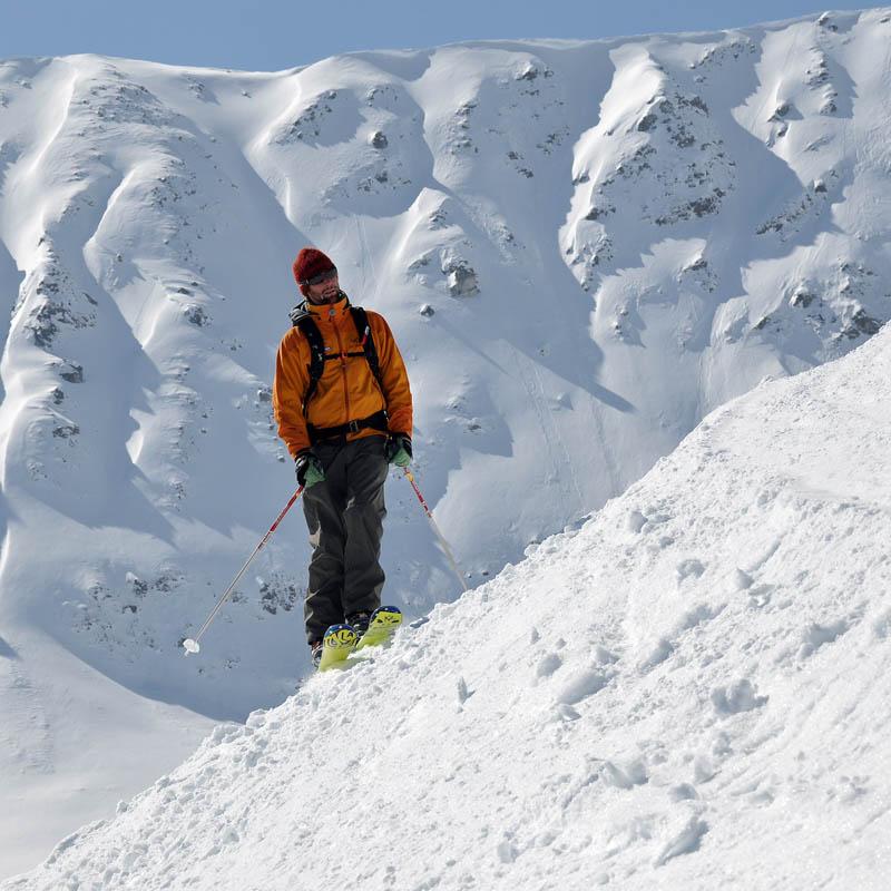 Наш гид Вальтер фон Бальмоос собственной персоной © Full Moons Davos