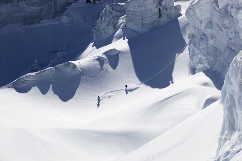 Glacier d'Aletsch © Mario Colonel