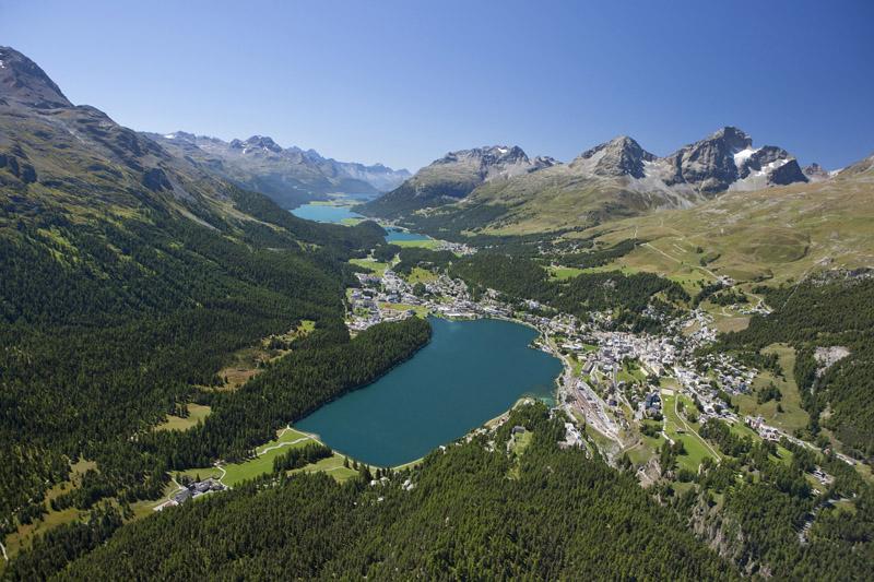 Санкт-Моритц и озера Энгадина © ENGADIN St. Moritz, Christof Sonderegger