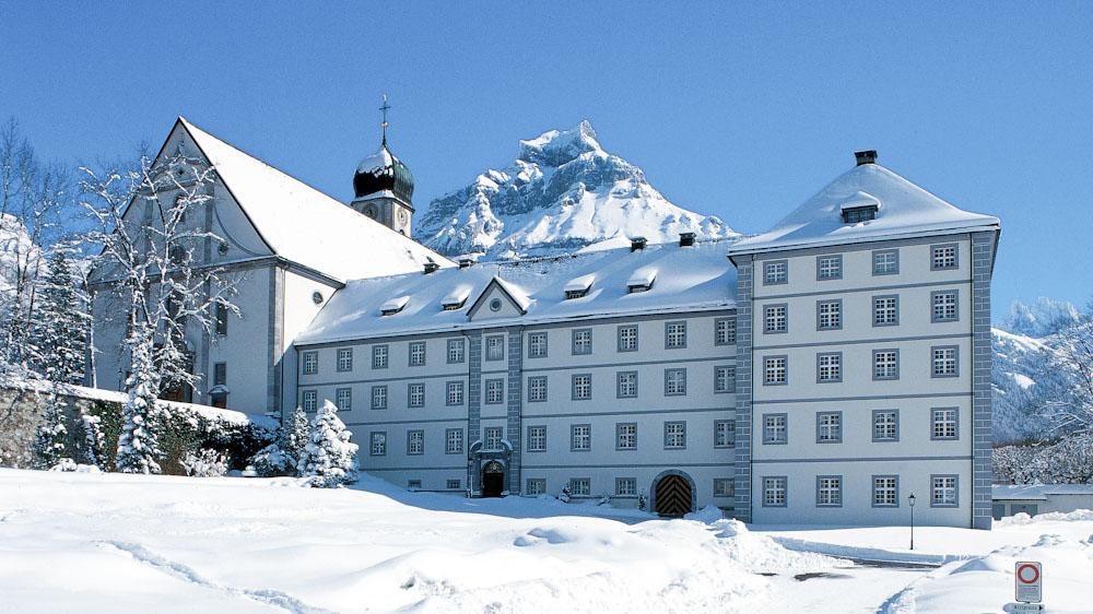 Kloster, Berg, Hahnen; Monastery, Mountain, Hahnen;