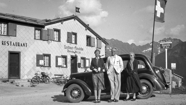 Oberalp, 1938