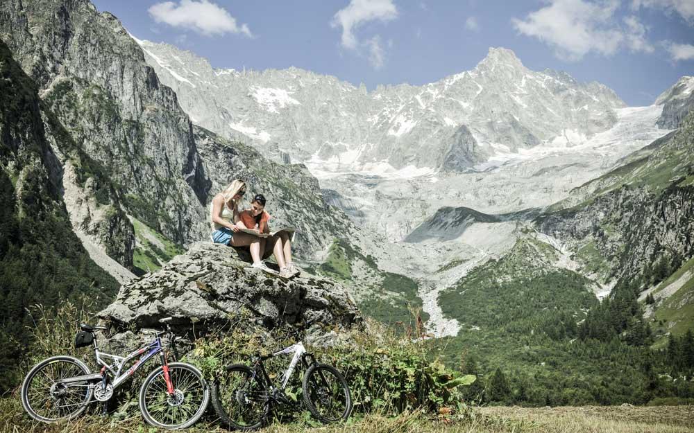 WALLIS: Biken im Kanton Wallis